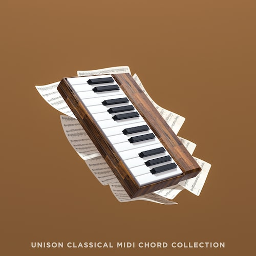 Unison Classical MIDI Chord Collection