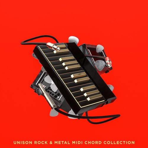 Unison Rock & Metal MIDI Chord Collection